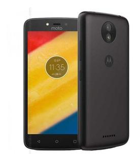 Celular Motorola Moto C 8gb Dual Chip Barato M + 2 Brindes