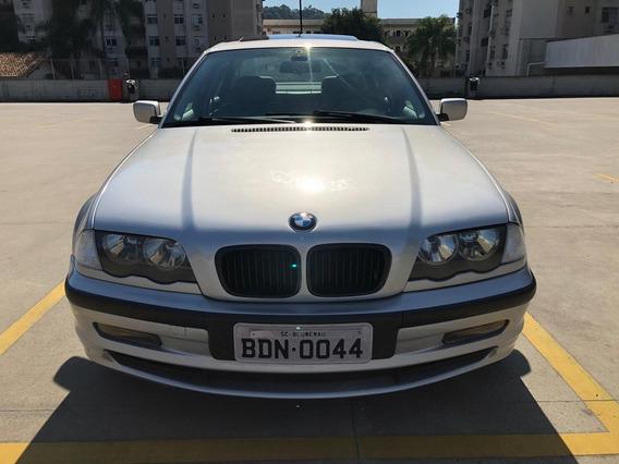 Bmw E46 328i Com Interior Cinza Claro