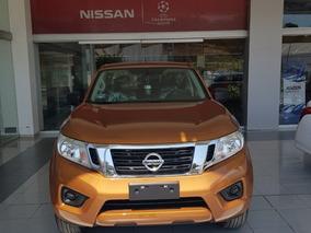 Nissan Np300 Frontier 2.5 Xe Aa Mt 2019 Planes Financiamient