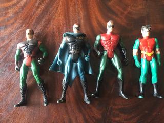 Muñecos Batman. Robin