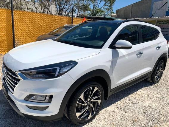Hyundai Tucson Limited Tech 2019