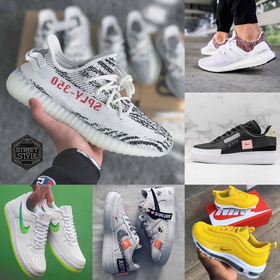 *~* Zapatos En Línea/ adidas Yeezy 350/ Nike Air Forcé 1 *~*