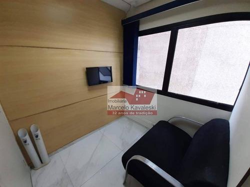 Conjunto À Venda, 48 M² Por R$ 350.000,00 - Vila Mariana - São Paulo/sp - Cj0075