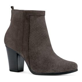 0126c88da Botin Flexi Dama Gamuza - Zapatos en Mercado Libre México