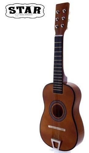 Guitarra Acustica Para Niños Star Mg50-bw Para Niños De 2
