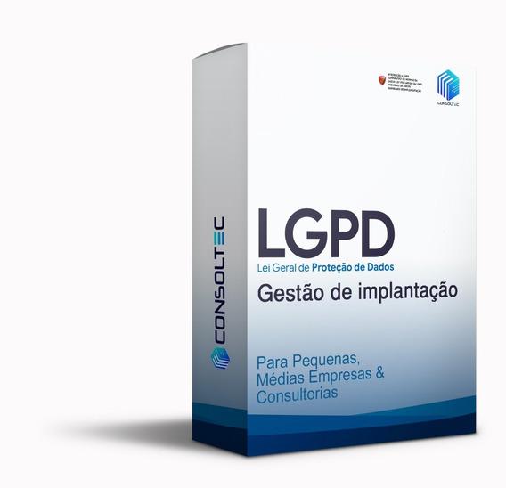 Gestão De Implantação Lgpd ( Checklist )