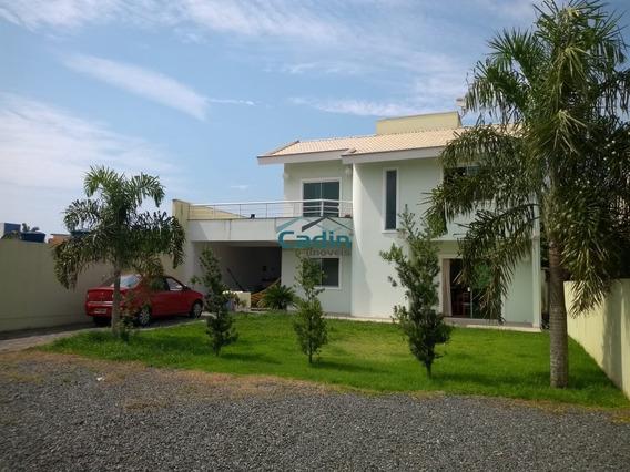 Casa Com 3 Quartos Para Alugar No São Domingos Em Navegantes/sc - 2920