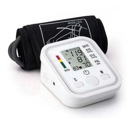 Aparelho Medir Pressão Arterial Medidor Monitor Automático