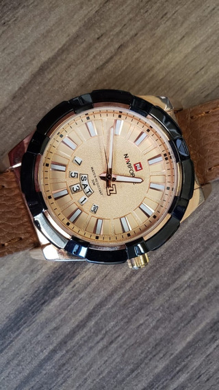 Relógio Masculino Naviforce Atacado Original Barato 9095 Top