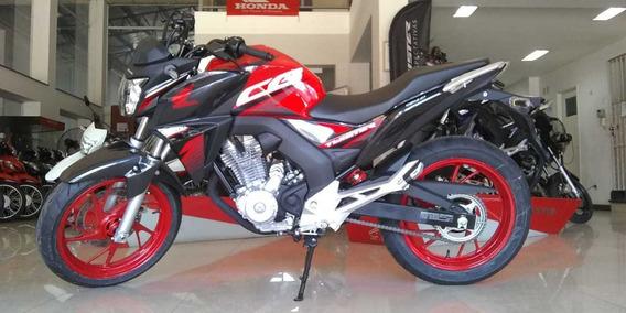 Honda Cb 250 Twister 0km Tarjeta Ahora 12 Cuotas Motonet