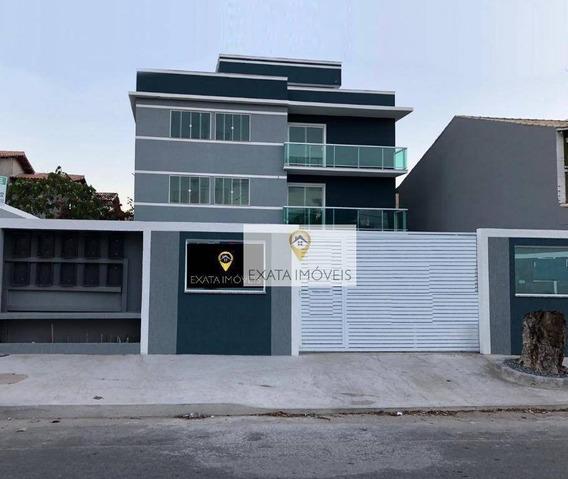 Lançamento! Apartamentos No Melhor Bairro Da Cidade, Com Total Infraestrutura! - Ap0352