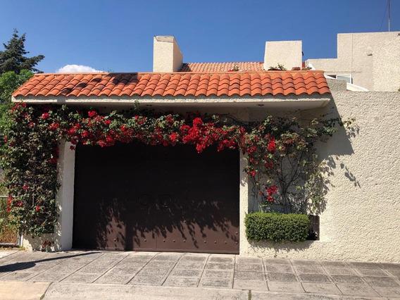 Casa En Condominio En Venta En Colonia Parque Del Pedregal
