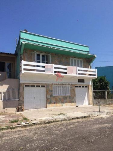 Imagem 1 de 3 de Sobrado Com 12 Dormitórios À Venda, 220 M² Por R$ 1.080.000,00 - Centro - Torres/rs - So0160