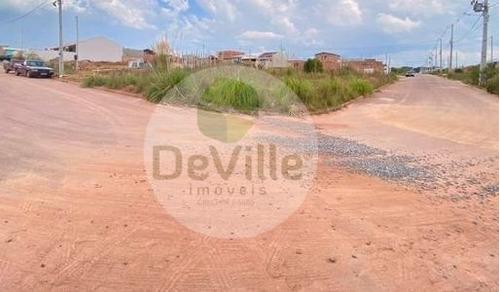 Terreno A Venda No Bairro Gralha Azul Em Fazenda Rio Grande - 30165-1