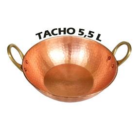 Tacho Panela De Cobre Puro De 5,5 L