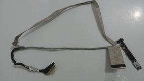 Cabo Flat Para Notebook Hp 450 455 1000 Series + Web Cam