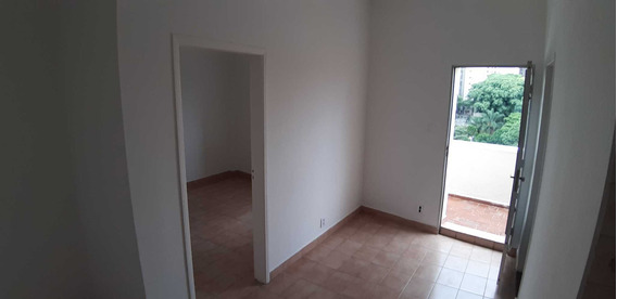 Excelente Apartamento De 1 Quarto Com Terraço Na Bela Vista