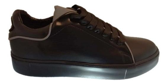 Zapatillas Tascani Calzado Frixo Negro I20