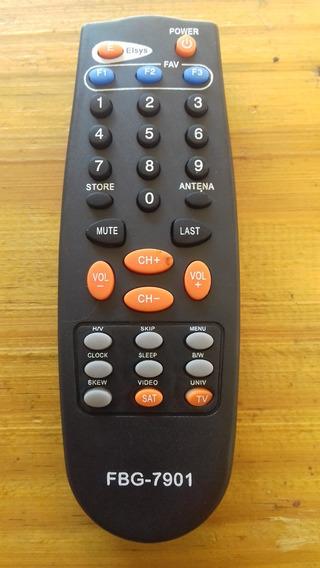 Controle Remoto Elsys ,com 2 Pilhas