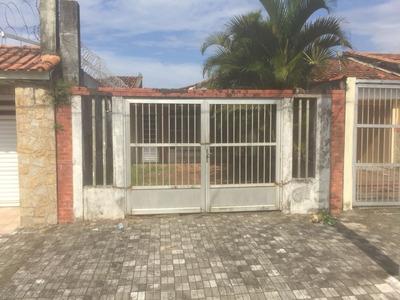 Casa Lado Praia 01 Dormitório, Excelente Localização (1089)