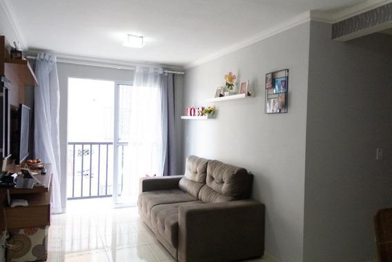 Apartamento Para Aluguel - Vila Tupi, 2 Quartos, 51 - 893047907