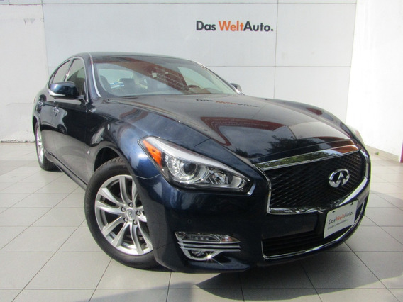 Infiniti 3.7 Seduction T/a Rwd 635 D
