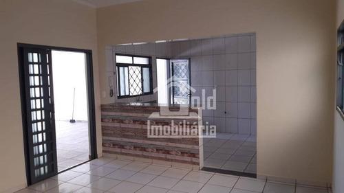 Casa Com 1 Dormitório À Venda, 130 M² Por R$ 180.000,00 - Planalto Verde - Ribeirão Preto/sp - Ca1230