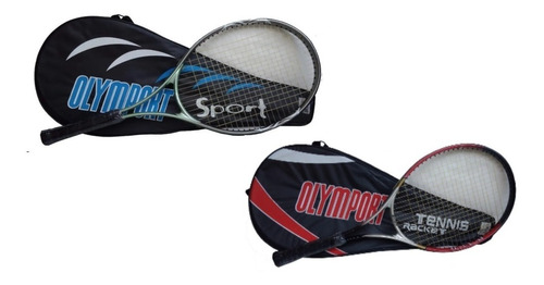 Kit Raquete Olymport Sport + Raquete Olymport Tennis Racket