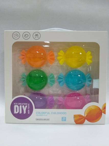 Slime Candy Juguete Niños Importado