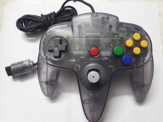 Control Original Para N64 Morado
