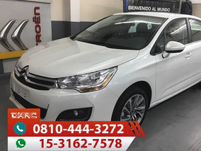 Citroen C4 Lounge Hdi Feel 2017 Ctas 4700$