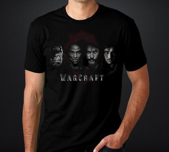 Camisa Do Word Of Warcraft - Horda.