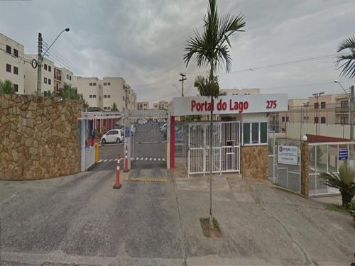 Imagem 1 de 12 de Lindo Apartamento No Condominio Portal Do Lago - Mobiliado - Venda Ou Locação - Ap01244 - 67649695