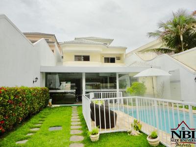 Casa Barra Da Tijuca - Condomínio Rio Mar, 4 Quartos