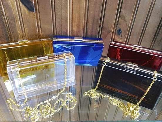 Bolsa Feminina Clutch Em Várias Cores Disponíveis!