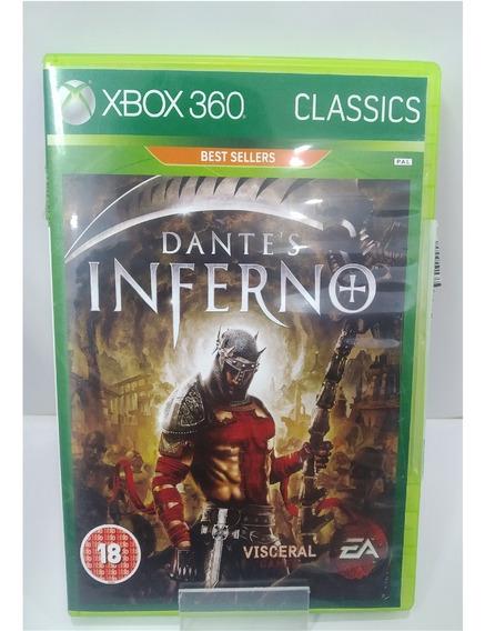 Dante's Inferno Europeu (seminovo) - Xbox 360