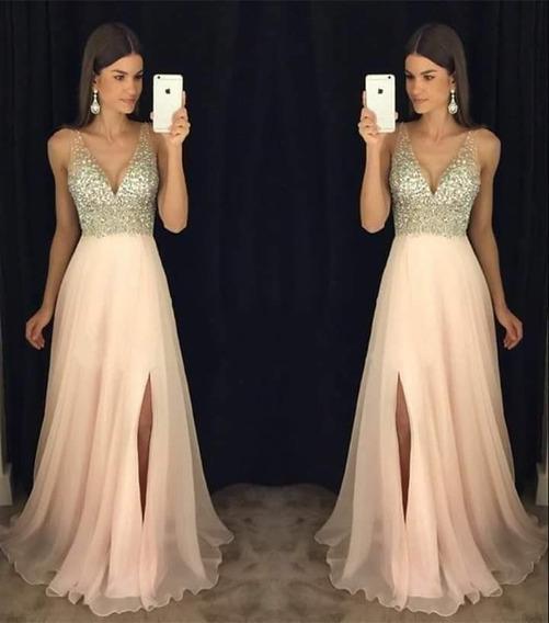 Vestido Recepcion/egresada