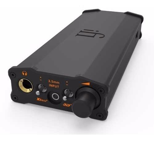 Dac Amplificador De Fone Ifi Micro Idsd Black Label