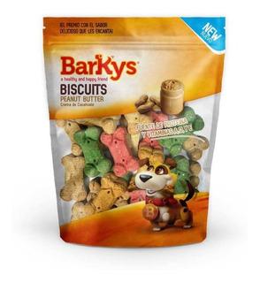 1 Bolsa Barkys Premio Como Entrenamiento Para Perros 217g Gc