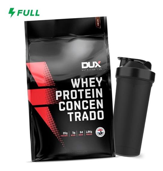 Whey Concentrado Refil - 1800g - Dux Nutrition