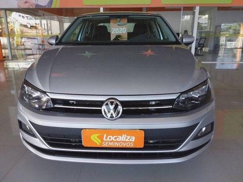 Imagem 1 de 10 de Volkswagen Virtus 1.0 200 Tsi Comfortline Automático
