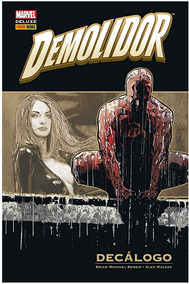 Marvel Deluxe Demolidor - Decalogo