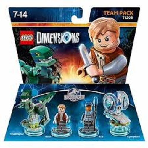 Lego Dimensions Dc Comics Team Pack 71205 Ade Ramos