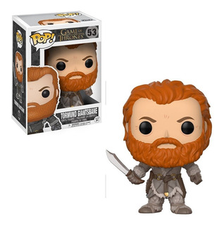 Figura Funko Pop Games Of Thrones Tormud 53