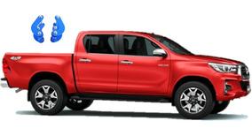 Pickup Comfort Jumelo De Conforto Toyota Hilux 2016 A 2019