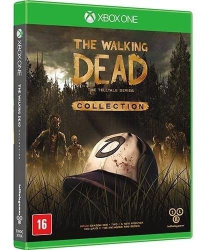 The Walking Dead Collection Xbox One Mídia Física Lacrada