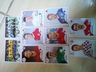 Figurinhas Avulsas Da Copa 2018