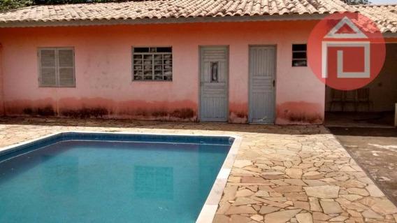 Chácara Residencial À Venda, Água Comprida, Bragança Paulista - Ch0098. - Ch0098