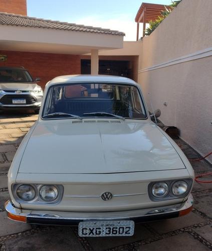 Volkswagen Variant 1973