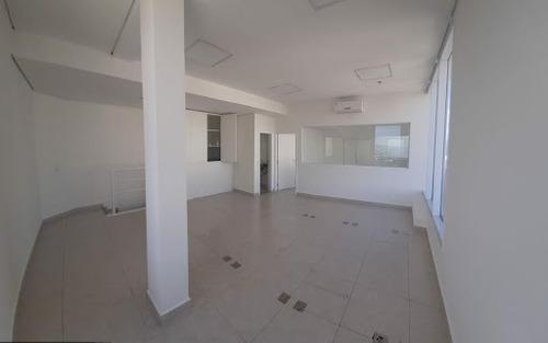 Conjunto Para Alugar, 164 M² - Barra Funda - São Paulo/sp - Cj0164